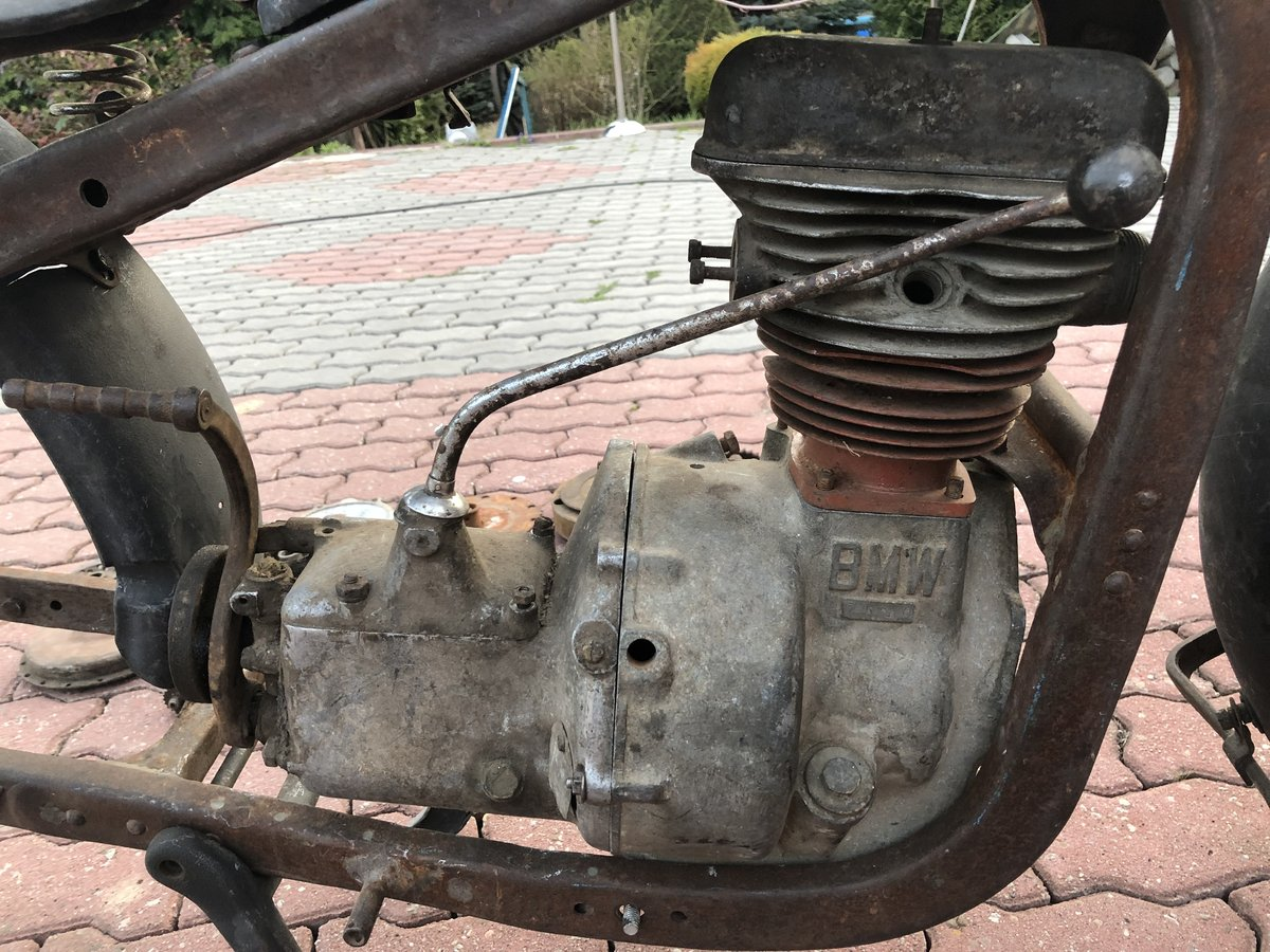 1936 BMW R2 oryginal For Sale (picture 3 of 6)