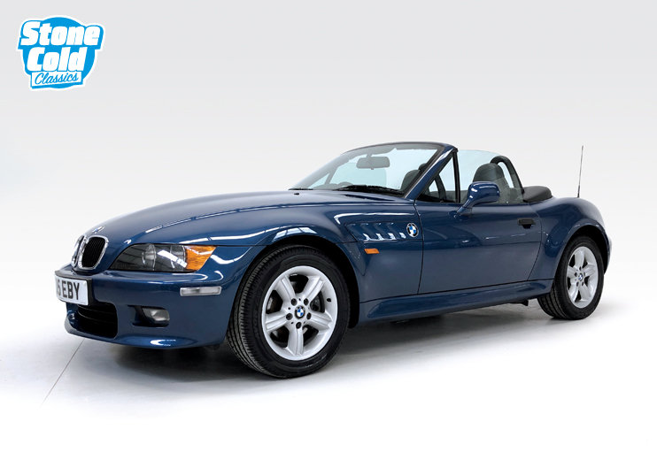 1999 BMW Z3 2.0 Roadster with just 15,400 miles! SOLD (picture 1 of 6)
