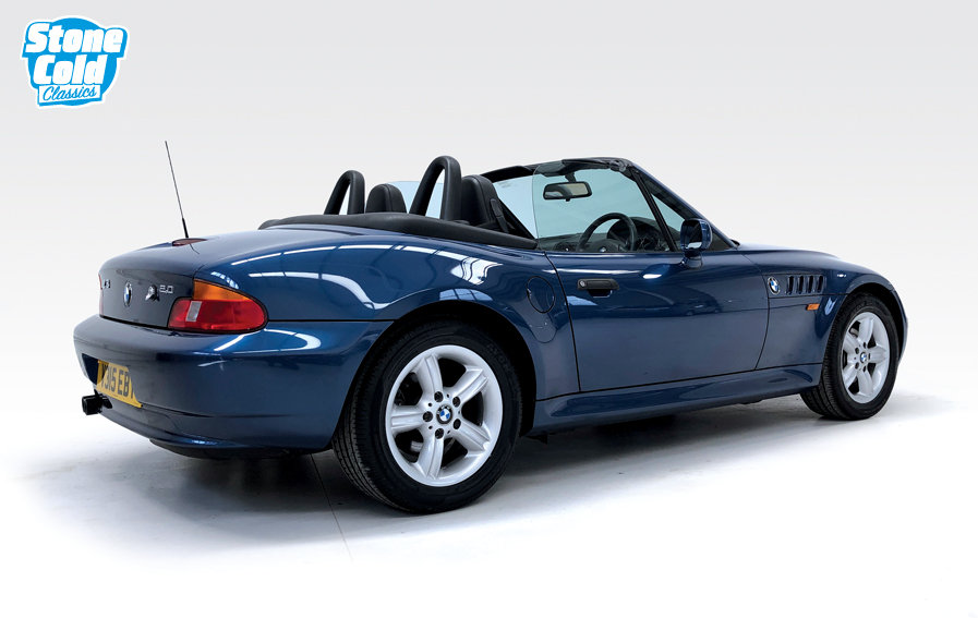 1999 BMW Z3 2.0 Roadster with just 15,400 miles! SOLD (picture 2 of 6)