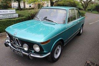1974 BMW 2002 tii - £18,000 - £22,000