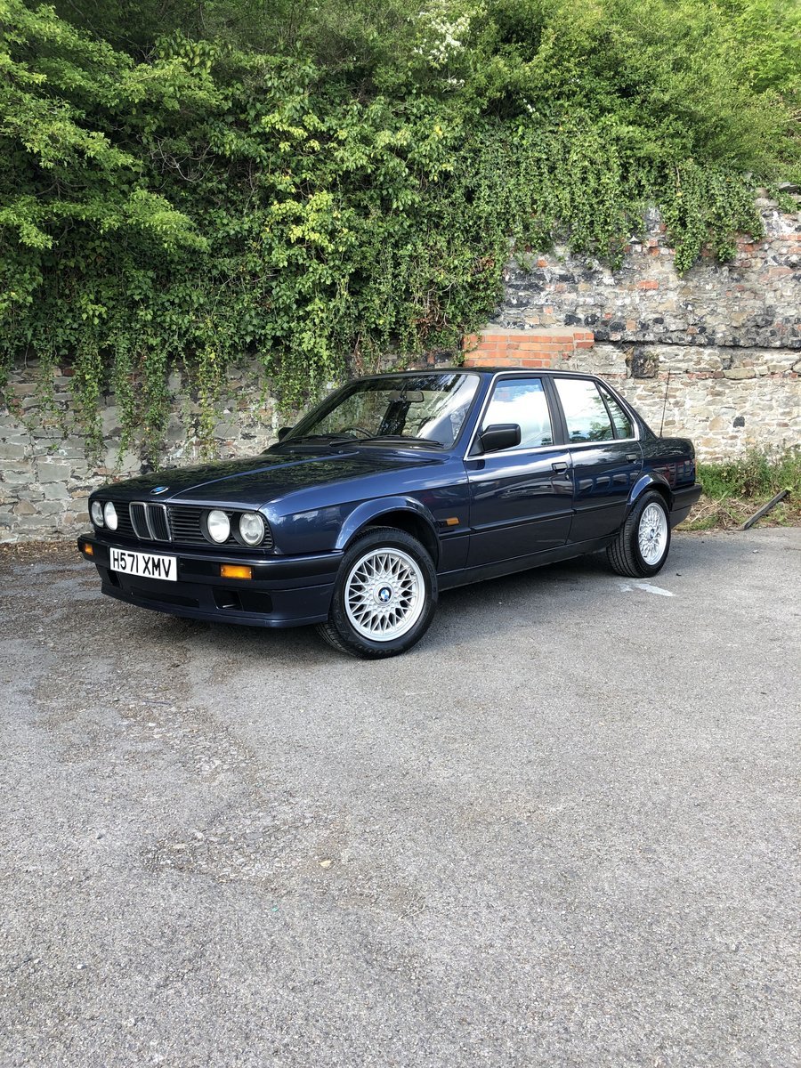 1990 BMW e30 316i For Sale (picture 1 of 6)
