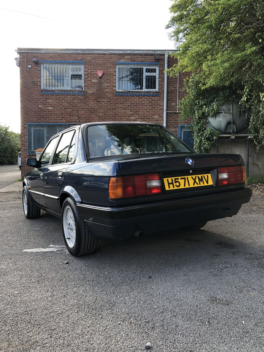 1990 BMW e30 316i For Sale (picture 6 of 6)