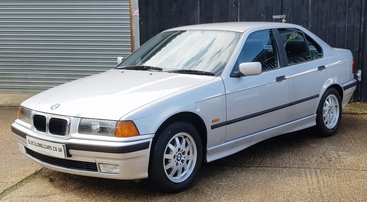1998 Only 32,000 Miles - BMW E36 323 SE Auto - FSH - YEARS MOT For Sale (picture 2 of 6)