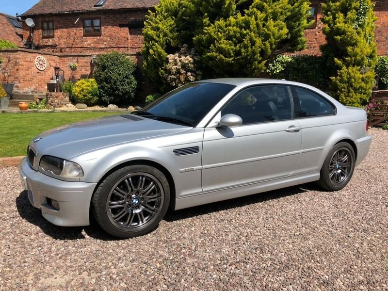 2006/06 BMW M3 COUPE MANUAL - 1 OWNER!! - WINGS REPLACED BMW For Sale (picture 1 of 6)