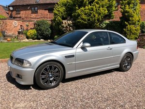 2006/06 BMW M3 COUPE MANUAL - 1 OWNER!! - WINGS REPLACED BMW For Sale
