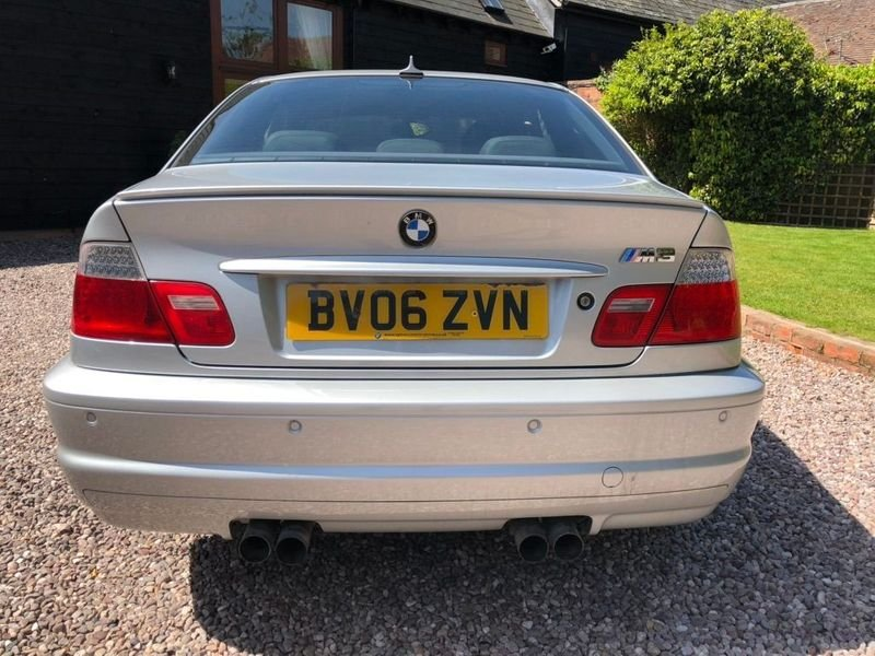 2006/06 BMW M3 COUPE MANUAL - 1 OWNER!! - WINGS REPLACED BMW For Sale (picture 2 of 6)