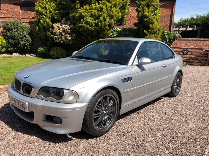 2006/06 BMW M3 COUPE MANUAL - 1 OWNER!! - WINGS REPLACED BMW For Sale (picture 3 of 6)
