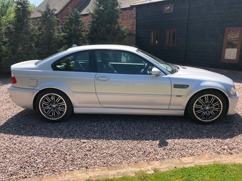 2006/06 BMW M3 COUPE MANUAL - 1 OWNER!! - WINGS REPLACED BMW For Sale (picture 4 of 6)