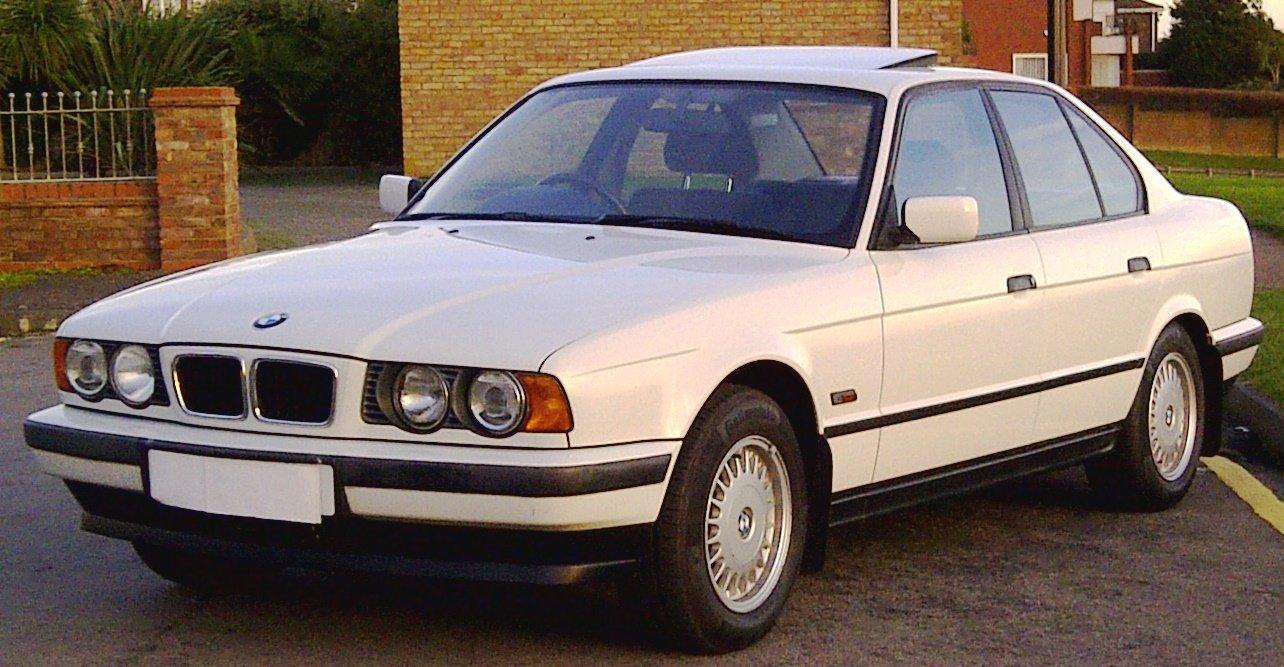 Classic 1994 BMW E34 525i Auto 65000 miles For Sale (picture 1 of 6)