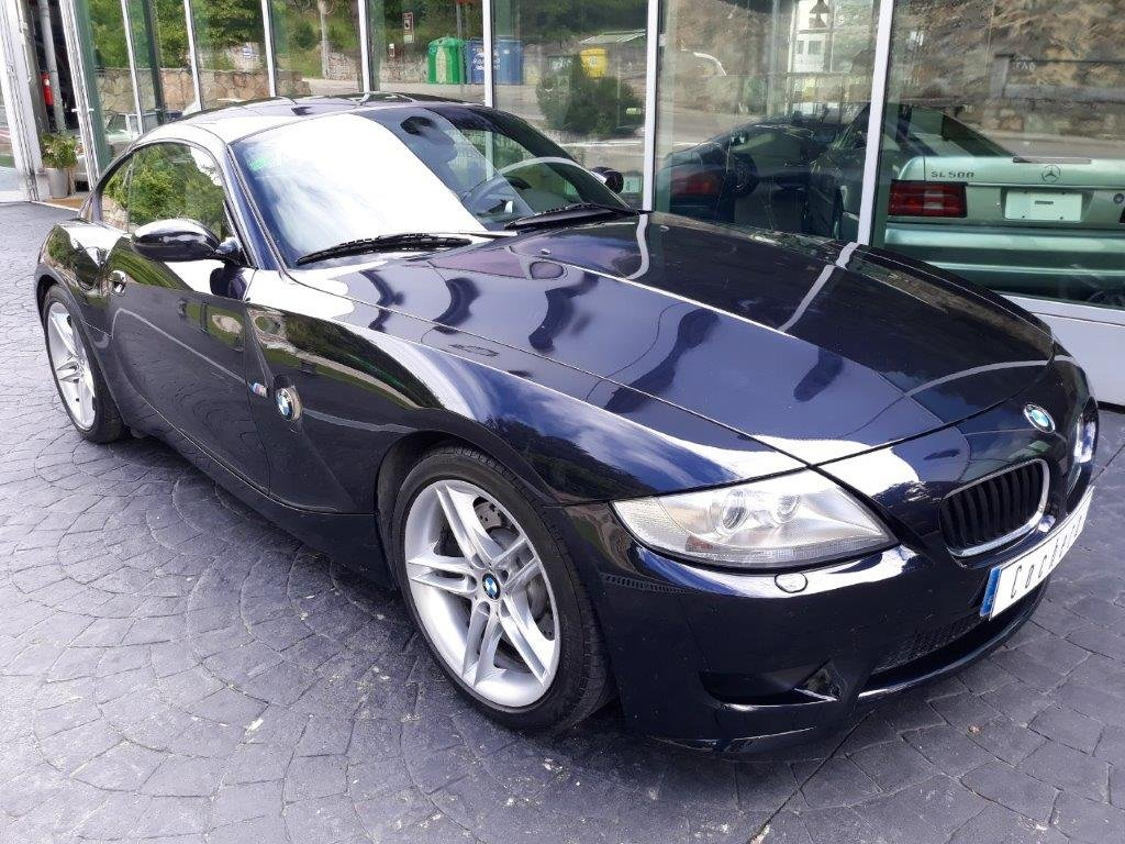 2007 BMW Z4 M Coupe For Sale (picture 1 of 6)