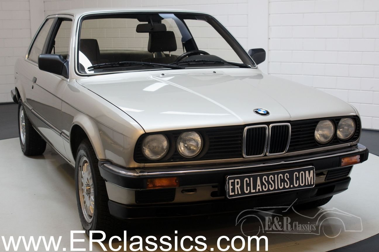 BMW 320i E30 Coupe 1983 only 127,523 km Original Dutch For Sale (picture 1 of 6)