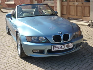 1998 Bmw z3 1.9 sports For Sale