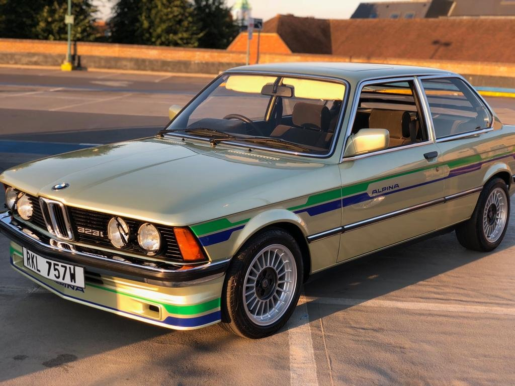 1981 STUNNING 323i E21 For Sale (picture 1 of 6)