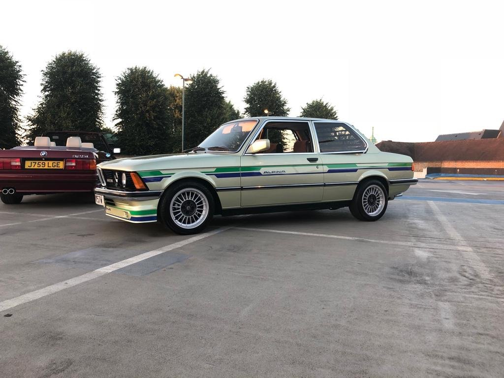 1981 STUNNING 323i E21 For Sale (picture 2 of 6)