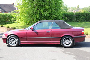 1999 E36 328i Individual Cabriolet For Sale