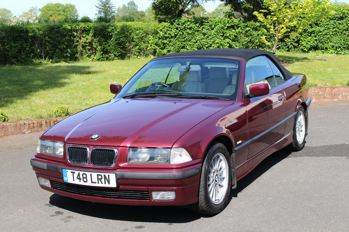 1999 E36 328i Individual Cabriolet For Sale (picture 2 of 6)