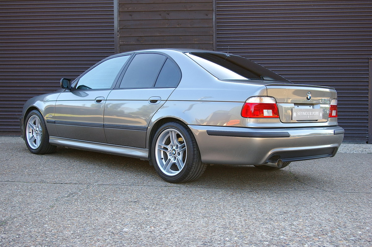 2002 BMW E39 530i M-Sport Automatic Saloon (46,142 miles) SOLD (picture 3 of 6)