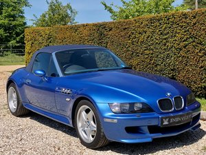 1999 BMW Z3 M Roadster **Full BMW History, 2 Owners, New Hood** SOLD