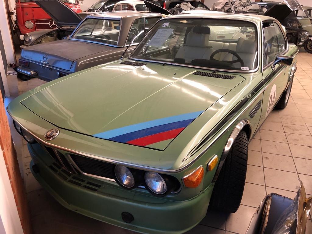 1974 For sale BMW E9 3.0 CSi For Sale (picture 1 of 5)