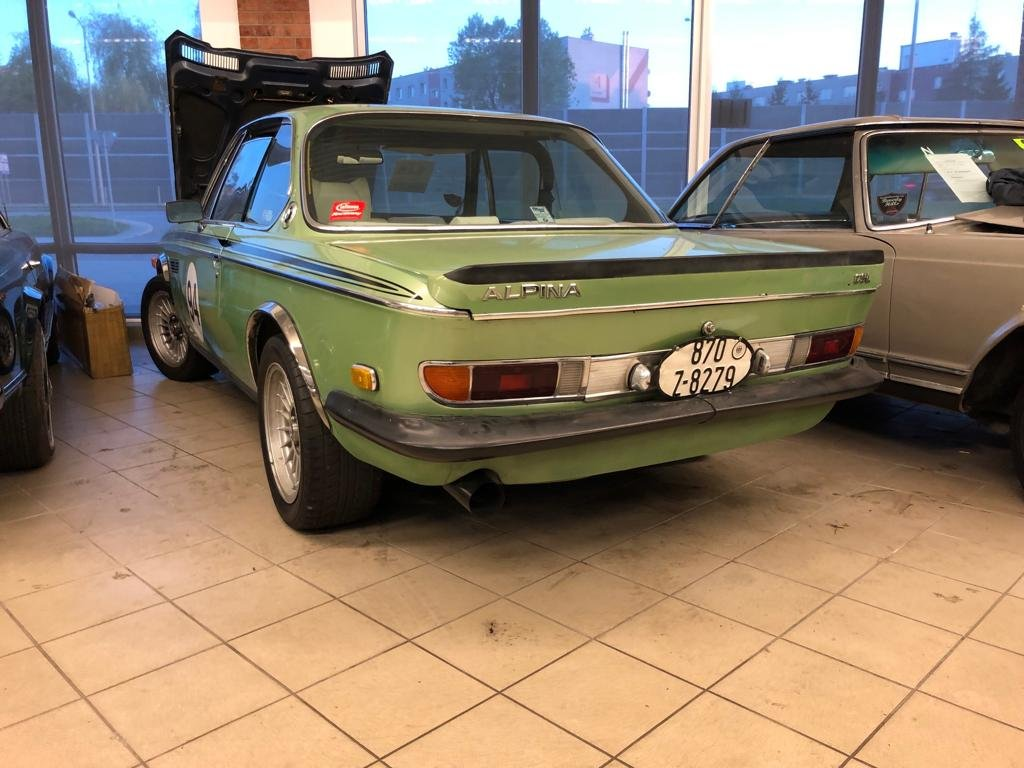 1974 For sale BMW E9 3.0 CSi For Sale (picture 2 of 5)