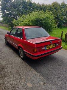 Genuine 1991 bmw E30 318is