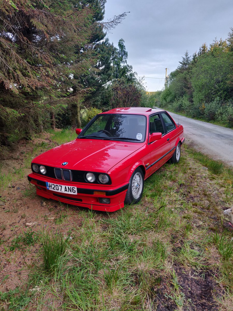 Genuine 1991 bmw E30 318is For Sale (picture 2 of 6)