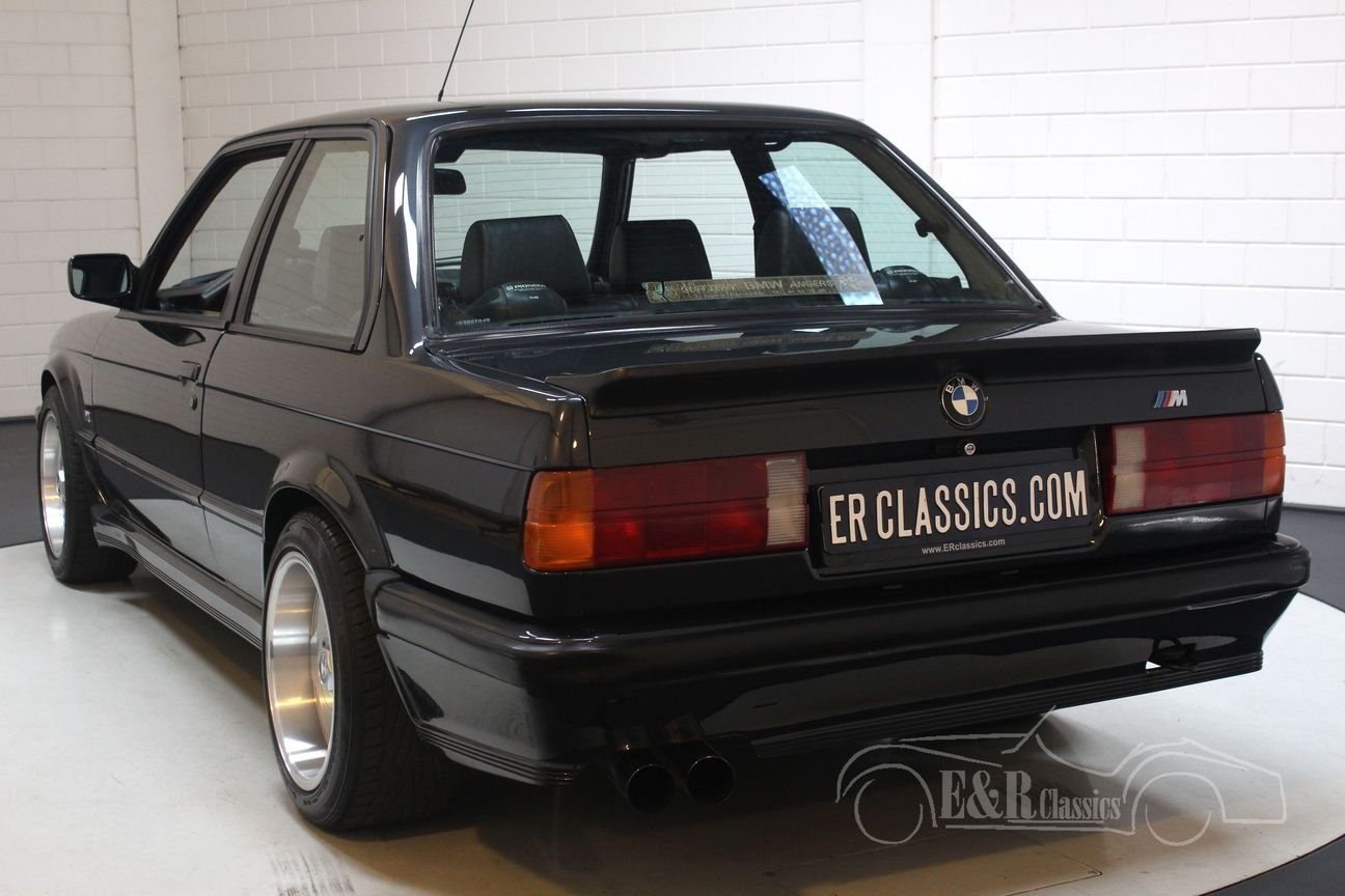 BMW 325i E30 Coupé 1987 M-Tech 1 For Sale (picture 5 of 6)