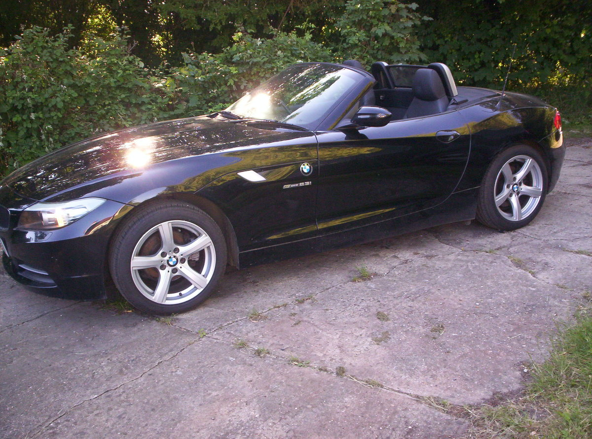 2009 59 REG Z4 ROADSTER 71000 FSH For Sale (picture 1 of 6)