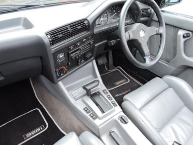 1988 E30 BMW 325i Convertible Motorsport Edition Auto For Sale (picture 3 of 6)