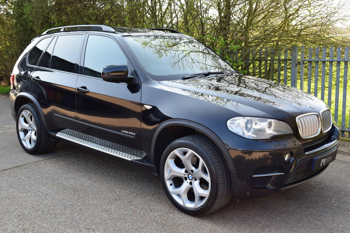 BMW X5 3.0 xDrive 40d SE 2012 - Sport Pack + Pan Roof +7Seat For Sale (picture 1 of 6)