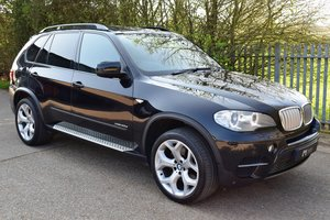 BMW X5 3.0 xDrive 40d SE 2012 - Sport Pack + Pan Roof +7Seat
