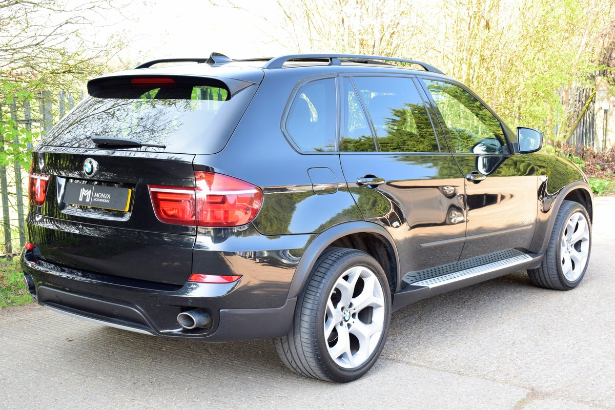 BMW X5 3.0 xDrive 40d SE 2012 - Sport Pack + Pan Roof +7Seat For Sale (picture 2 of 6)