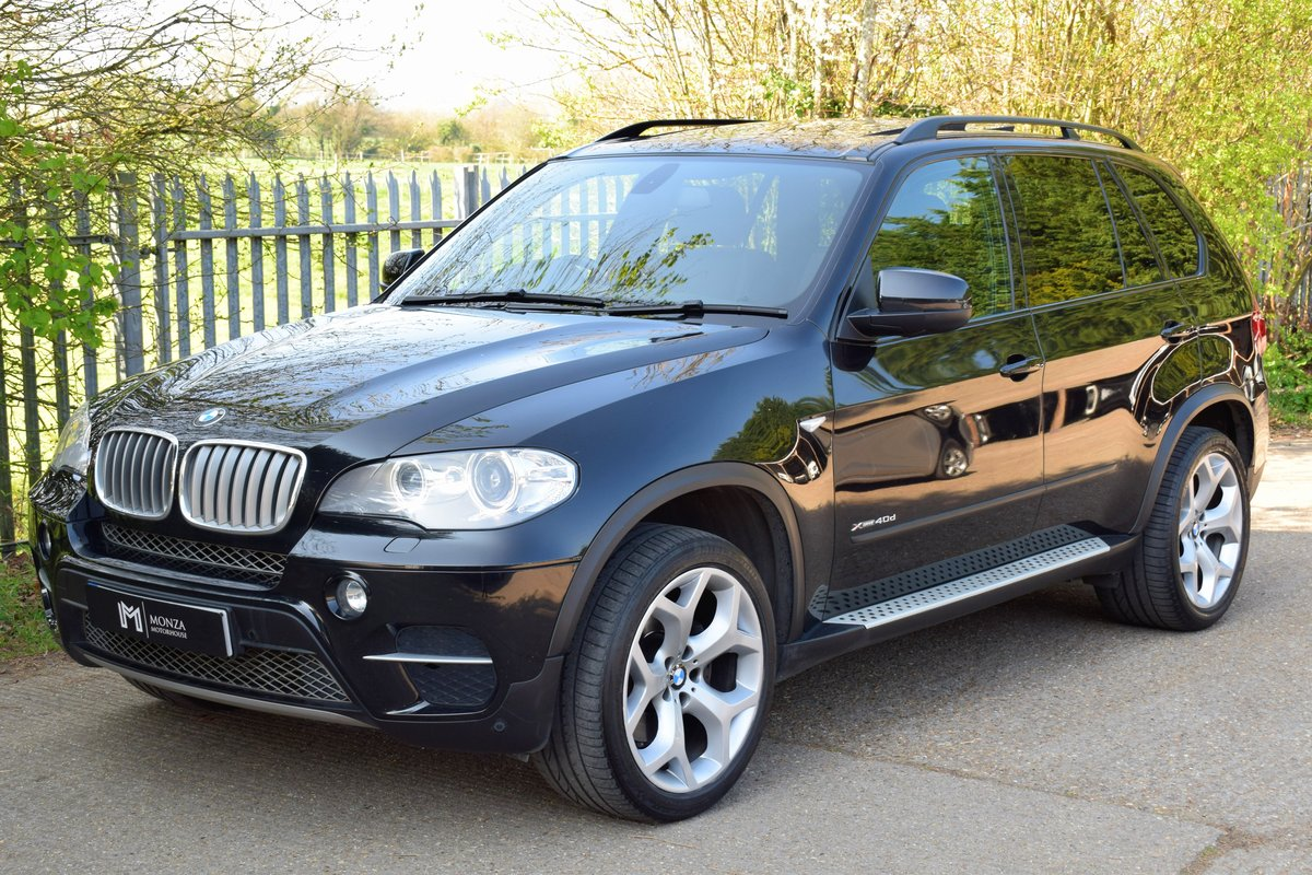 BMW X5 3.0 xDrive 40d SE 2012 - Sport Pack + Pan Roof +7Seat For Sale (picture 3 of 6)
