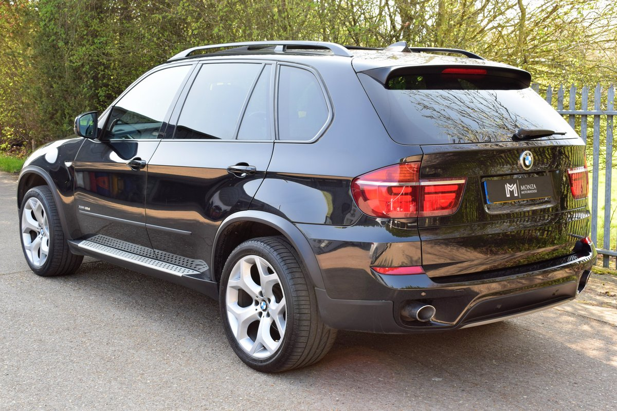 BMW X5 3.0 xDrive 40d SE 2012 - Sport Pack + Pan Roof +7Seat For Sale (picture 4 of 6)