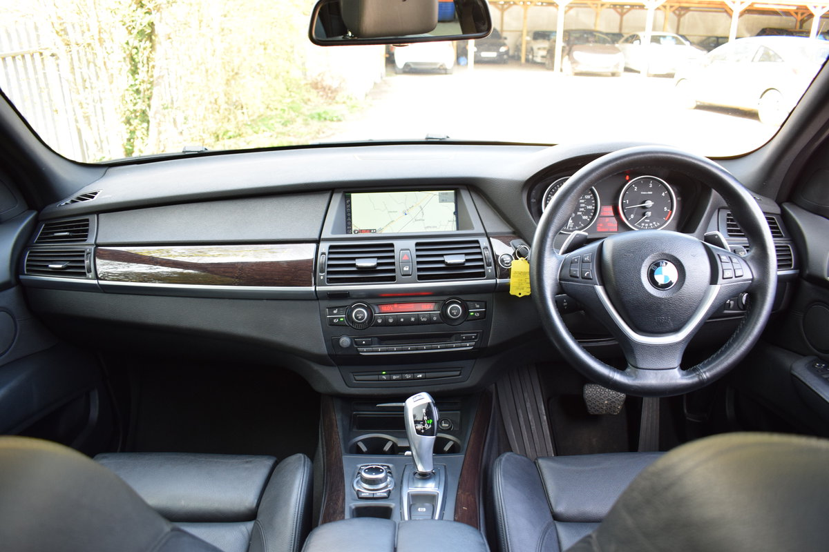 BMW X5 3.0 xDrive 40d SE 2012 - Sport Pack + Pan Roof +7Seat For Sale (picture 6 of 6)