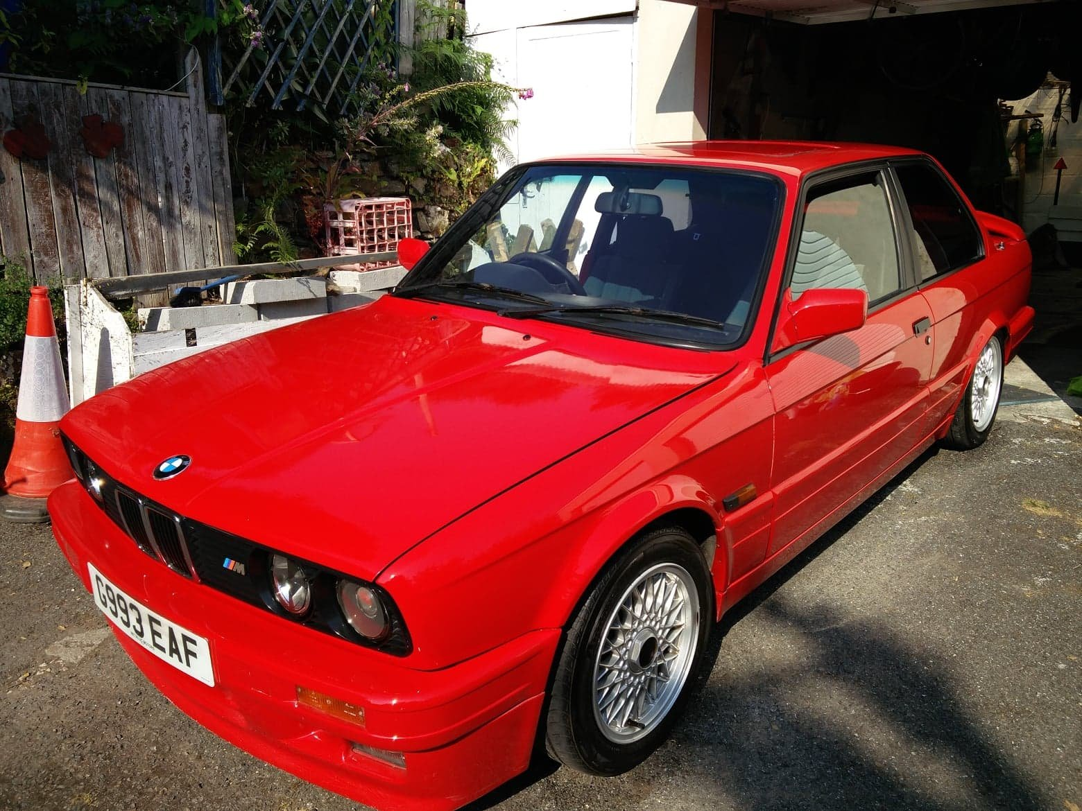 1990 BMW E30 325I SPORT SOLD (picture 1 of 6)