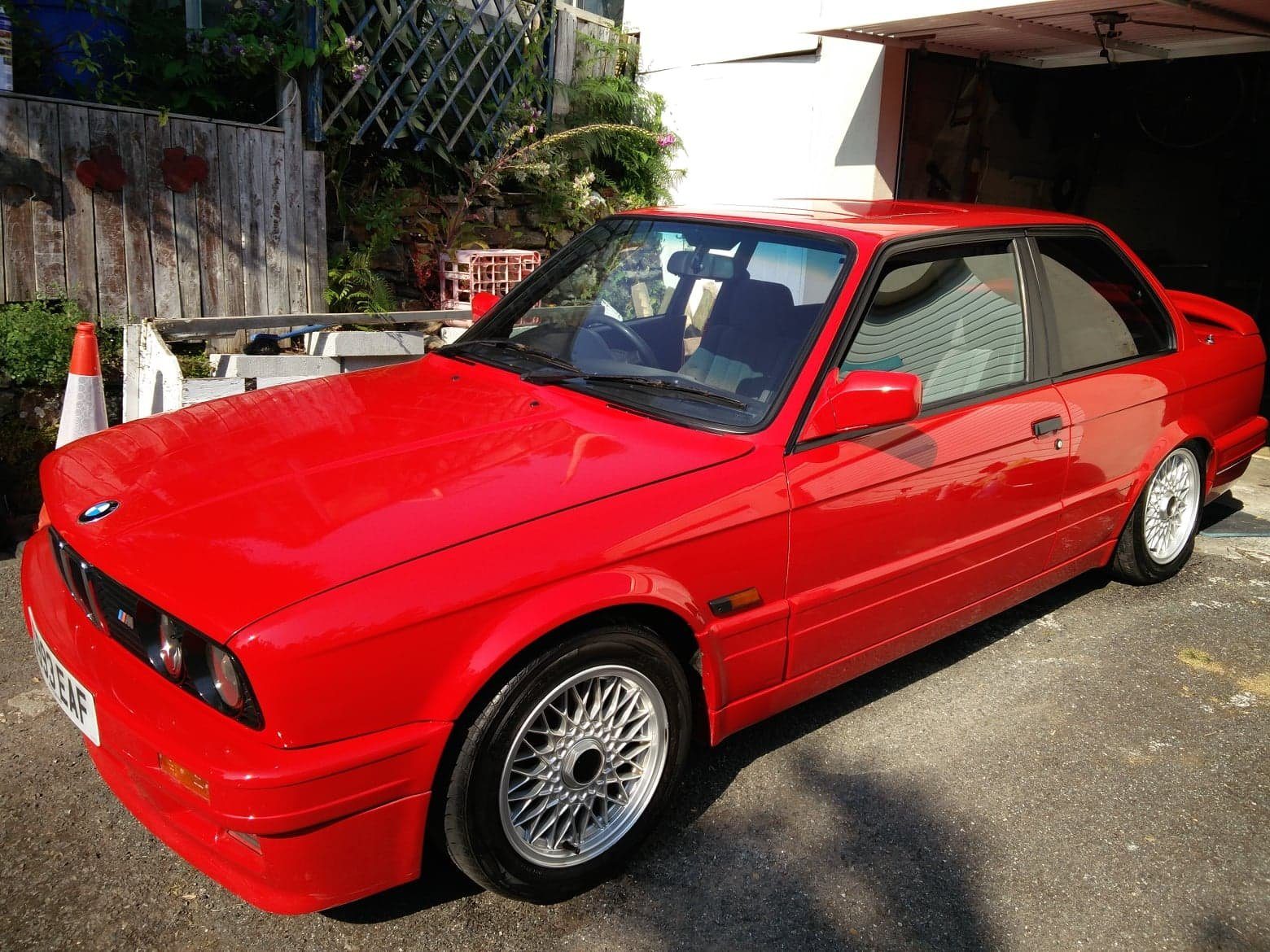 1990 BMW E30 325I SPORT SOLD (picture 5 of 6)