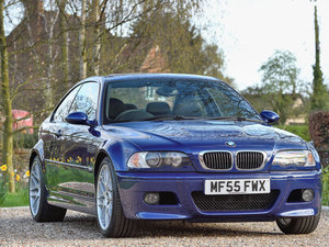 2005 M3 CS SMG 11 (COMPETITION PACK) For Sale
