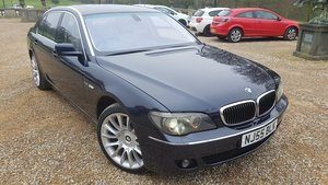 2005 Bmw 7 series 760li ndividual specification rare For Sale