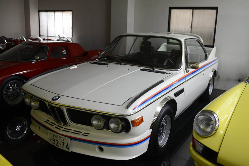 1973 BMW 3.0CSL Batmobile 1st series For Sale (picture 2 of 6)