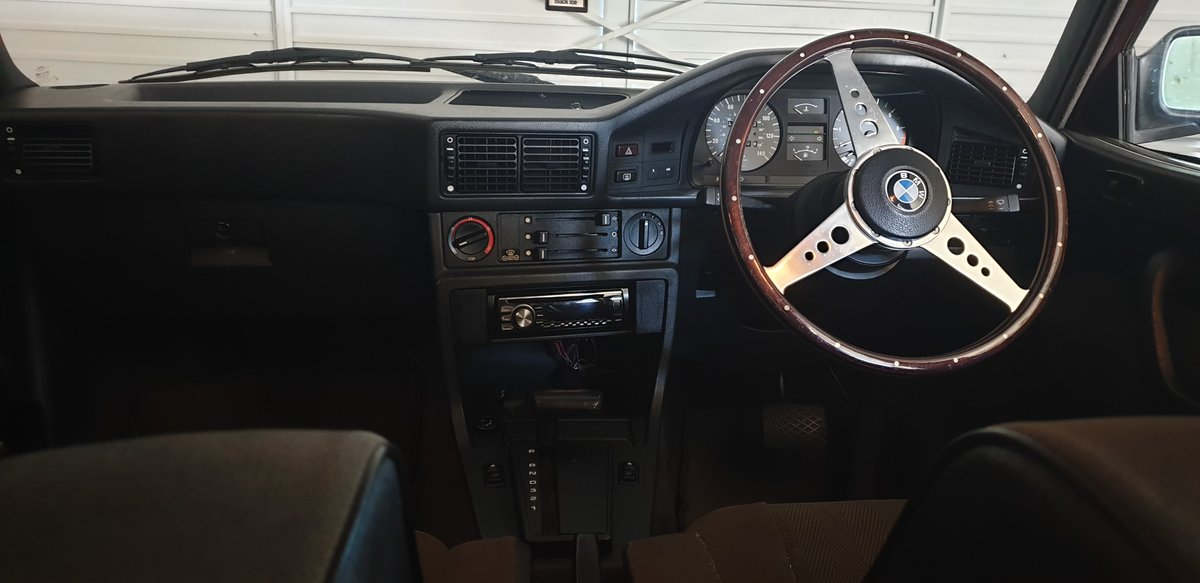 1986 Outstanding BMW E28 For Sale (picture 4 of 6)