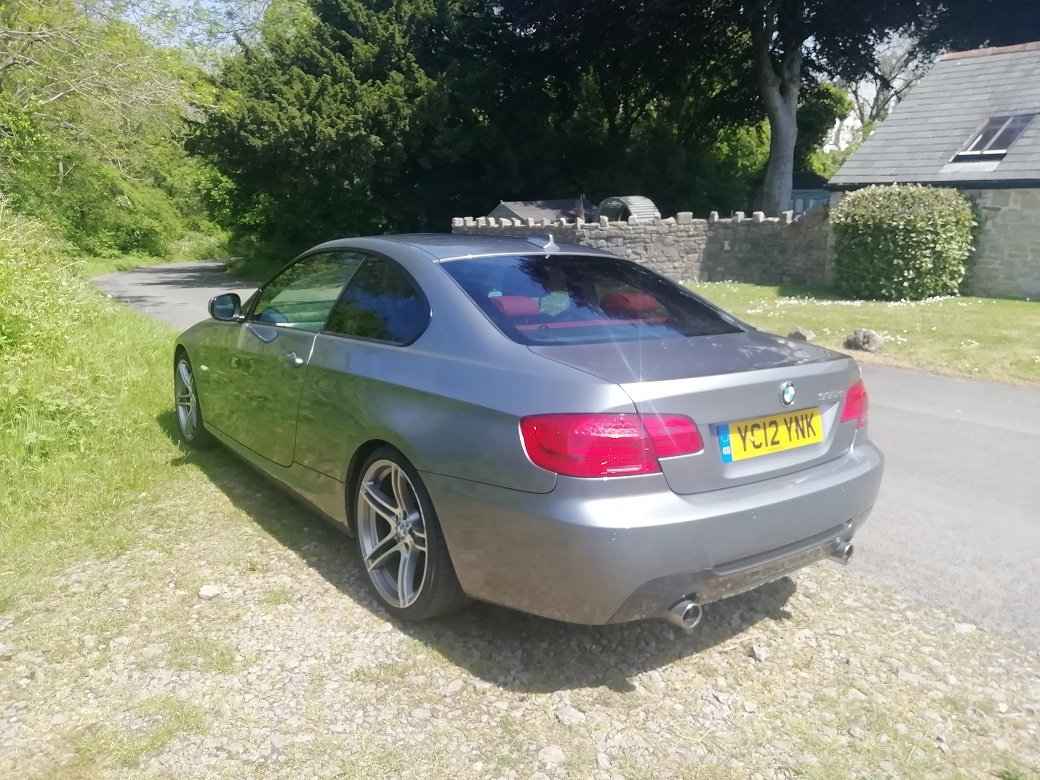 BMW 335d M-sport, 2012, Low miles, FSH, Reduced. For Sale (picture 4 of 6)