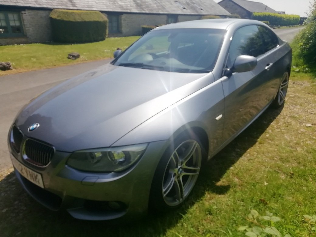 BMW 335d M-sport, 2012, Low miles, FSH, Reduced. For Sale (picture 5 of 6)