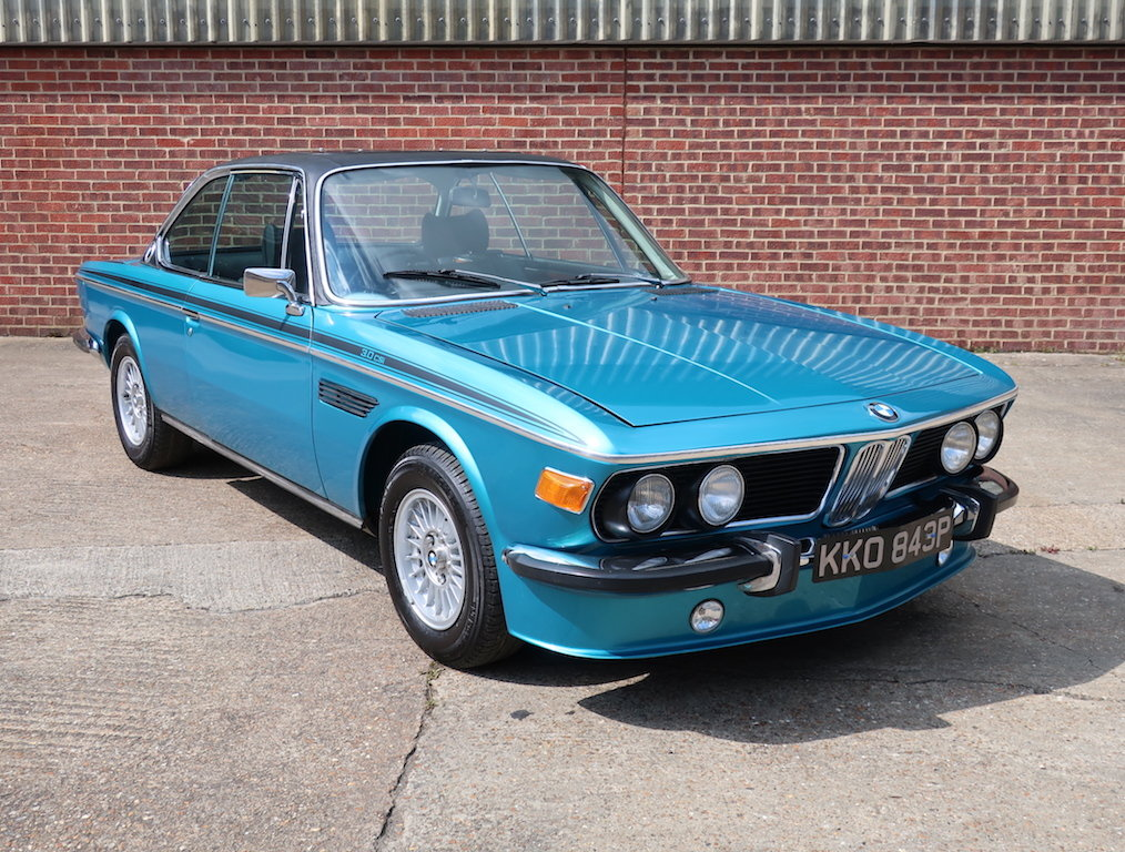 1975 BMW 3.0L CSi For Sale (picture 1 of 6)