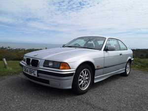 1998 BMW 318is Coupe Auto SOLD