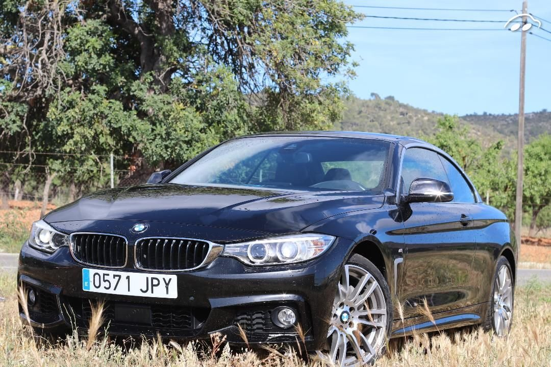 2016 LHD - BMW 440i X-drive F6 Cabriolet