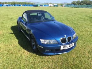 2000 BMW Z3 at Morris Leslie Auction 25th May For Sale by Auction
