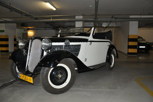 BMW 319 sport convertible 1934 For Sale