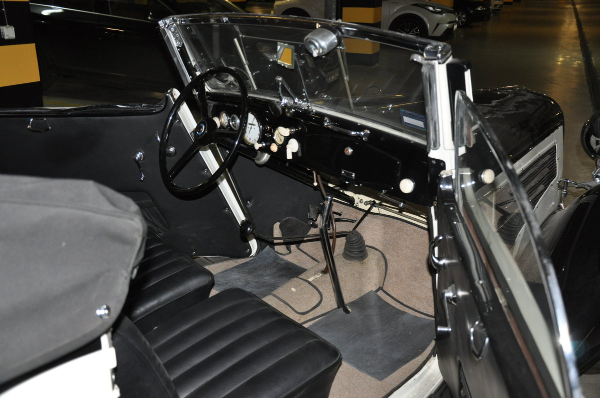 BMW 319 sport convertible 1934 For Sale (picture 4 of 6)