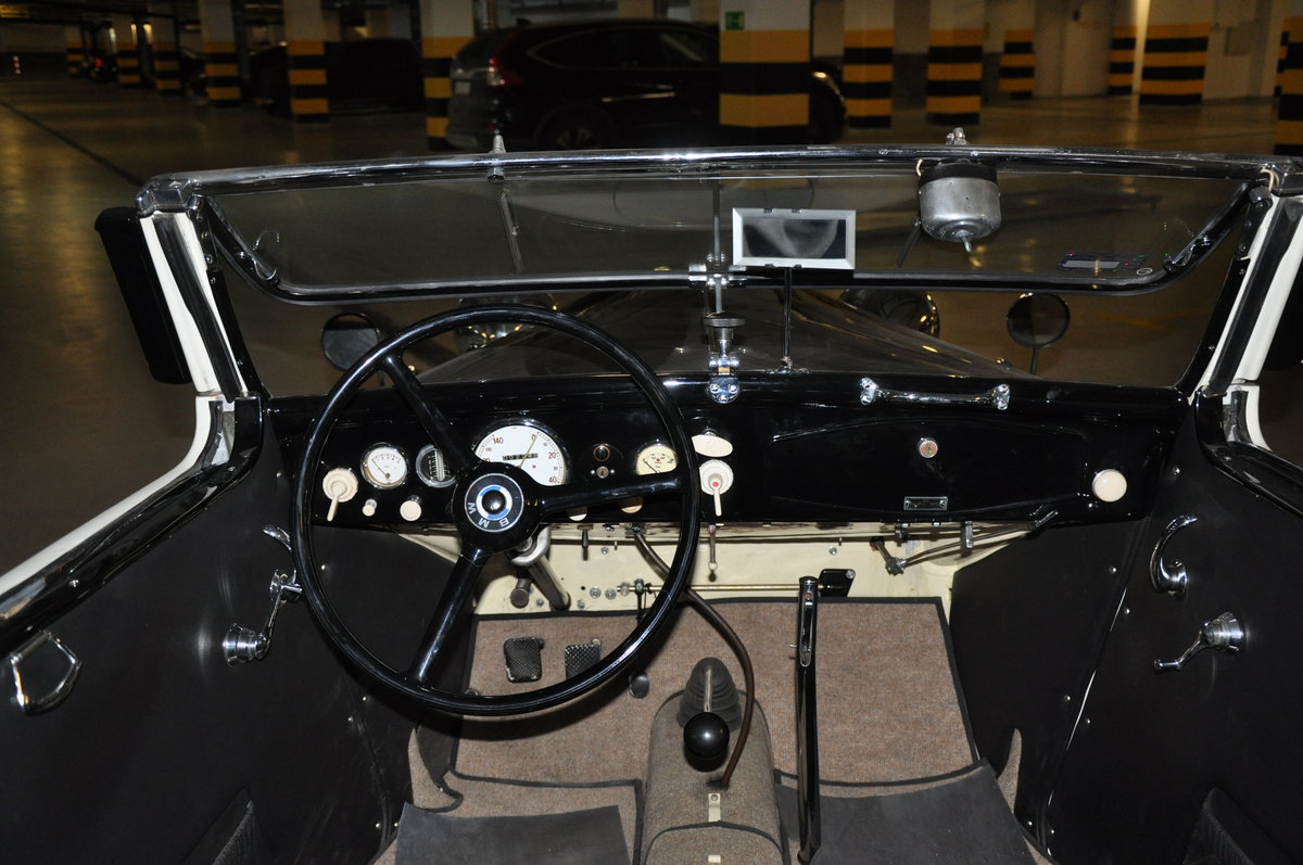 BMW 319 sport convertible 1934 For Sale (picture 5 of 6)
